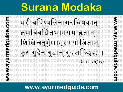 Surana Modaka