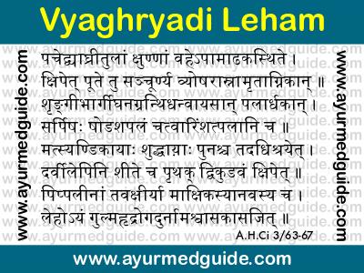 Vyaghryadi Leham